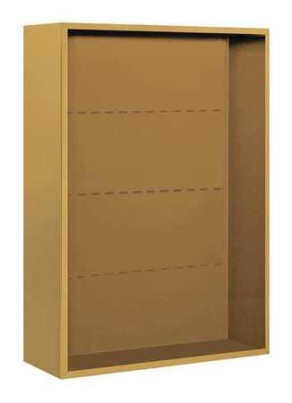 Salsbury Industries Surface Enclosure, DC 11 Door, Gold 3811D-GLD ...