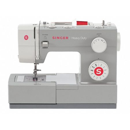 Sewing Machine, White, 11 Stitch Patterns