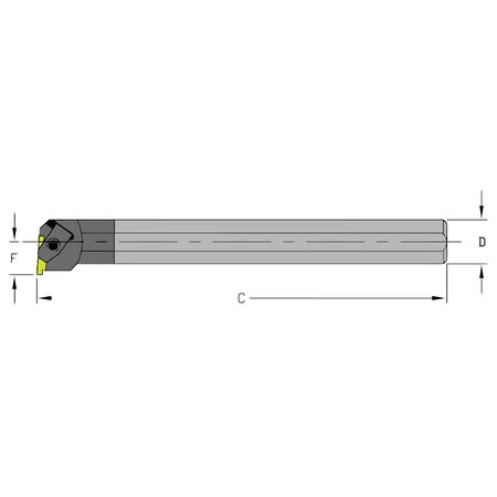 Indexable Toolholders