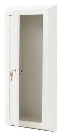 Bestcare Fire Extinguisher Cabinet Semi Recessed WHFSANTL - Semi recessed fire extinguisher cabinet