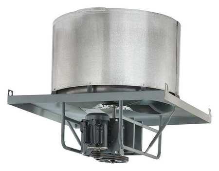 Belt Drive Axial Upblast Exhaust Ventilators