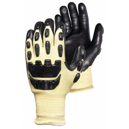 Unlined Nitrile Cut Resistant Gloves