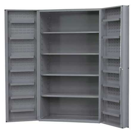 Amazing Bin Cabinet, 16 Shelves