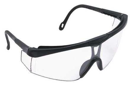 Jackson Safety Cudas Safety Glasses Adjust BLK Frame CLR AntiFog Len ...