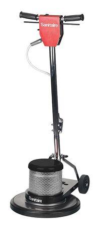 Sanitaire 17 inch floor machine sc6010d for 17 inch floor machine