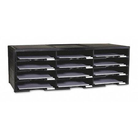 Organizer ,Compartment,Black