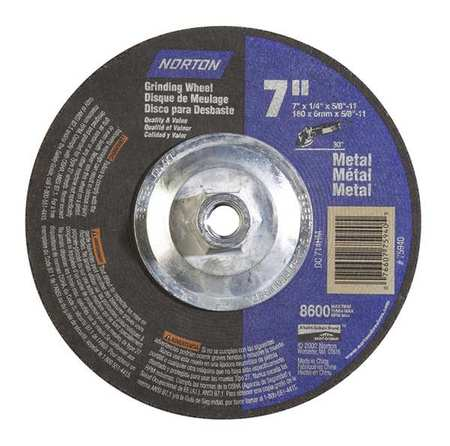Depressed Center Grinding Wheels