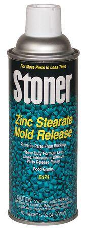 Zinc Stearate Mold Release, 12 oz.