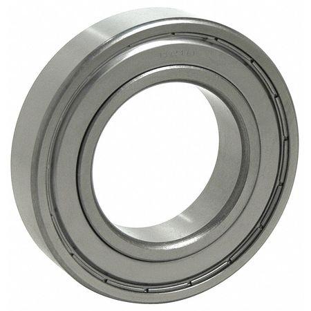 Radial Ball Bearings,  Double Shield, 50mm Bore