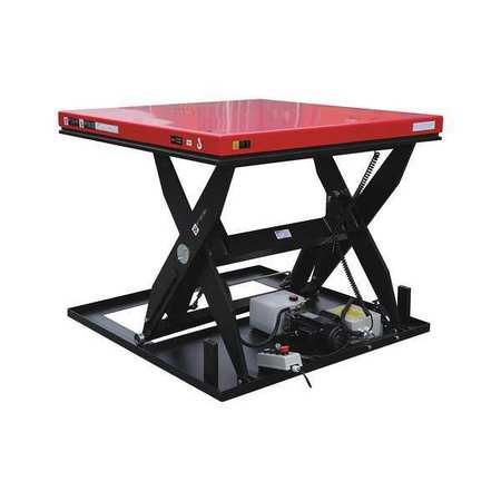 Scissor Lift Table, 5000 Lb.