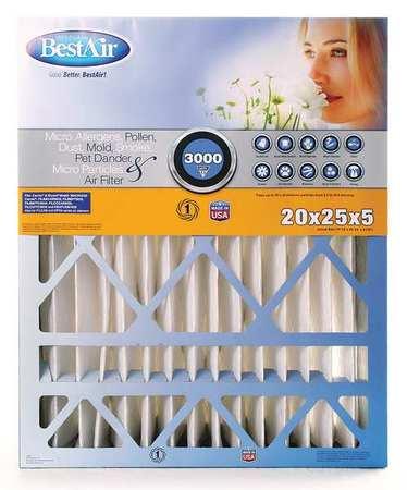 Air Cleaner Filters,  MERV 13