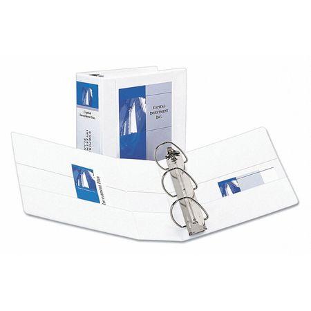 avery 5 durable binder white ave09901 zoro com