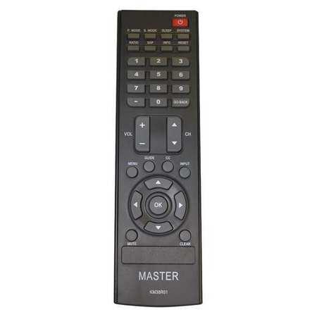Remote for RCA LED HDTV