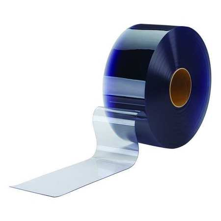 Flexible Bulk Roll, Smooth, 16in, Clear, PVC
