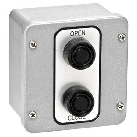 Control Station, 2 Buttons, Surface Mount