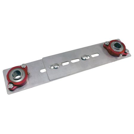 Shaft Support Bracket, Stainless Steel