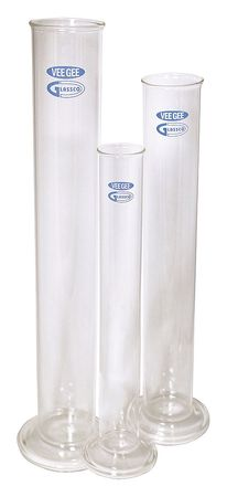 Hydrometer Jar, 330mm, PK2