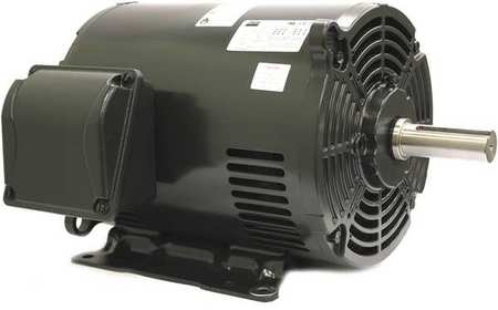 Mtr, 3 Ph, 7.5hp, 1770, 208-230/460, Eff 88.5