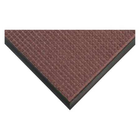Carpeted Entrance Mat, Maroon, 4ft. x 6ft.