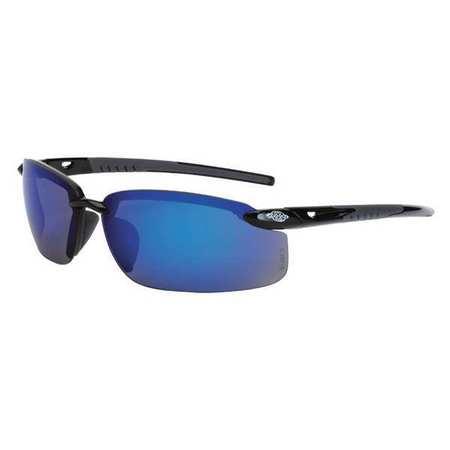 8533803e9b7 Crossfire Crossfire Safety Glasses Shiny Black Frm