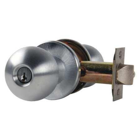 Falcon Lock Knob Lockset Mechanical Storeroom Grd 1