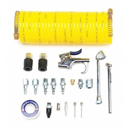 Air Tool Accessory Kit,20 pcs. Tools Equipment Plus Gifts