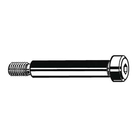 "Shoulder Screw, 3/8""X3-1/2"", 5/16-18, PK5"
