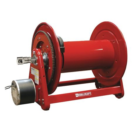 Hose Reel Motor 1in dia 100 ft. 3000 psi  sc 1 st  Zoro Tools & Reelcraft Hose Reel Motor 1in dia 100 ft. 3000 psi EH37118 M12D ...