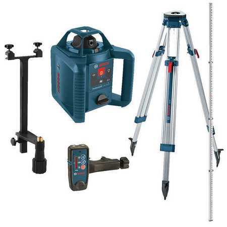 Rotary Laser Level,Self-Leveling,800 ft.
