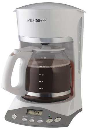 Coffee Maker Z Wave : Mr. Coffee Programmable Coffee Maker, 12 Cup, Plastic SKX20-NP Zoro.com