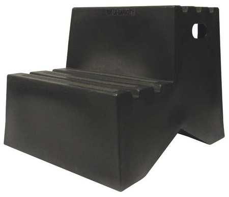 Dpi Step Stand 2 Steps Polyethylene Black St217 01