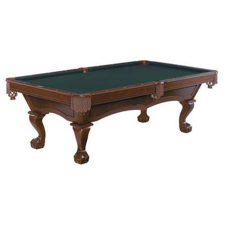 Brunswick Contender Series Pool Table Pocket Ft Chestnut - Brunswick contender pool table for sale