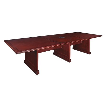 Regency Rectangular Conference Table W X L X H Mahogany - Regency conference table