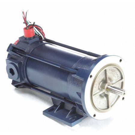 Leeson hazloc dc motor 1 2 hp 1750 rpm 180vdc 118017 for Leeson 1 2 hp dc motor