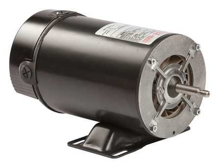 Century pool pump motor 1 1 2 hp 3450 115 230v bn35v1 for 1 2 hp pool motor