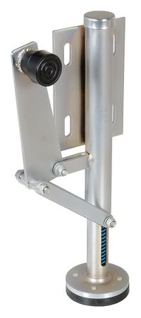 Charmant Floor Lock, Side Mount, Use W/2 In. Caster