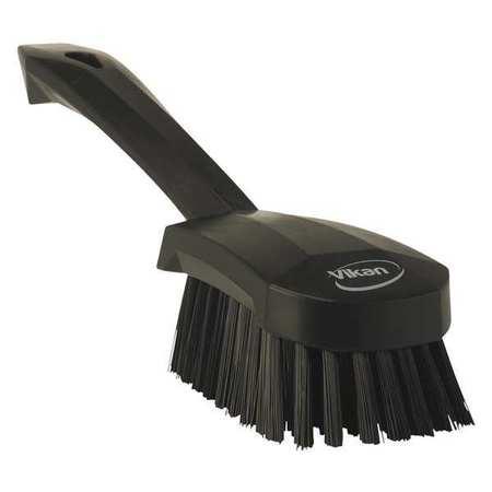 scrub brush polyester short handle