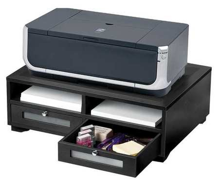 Printer Stand, Black