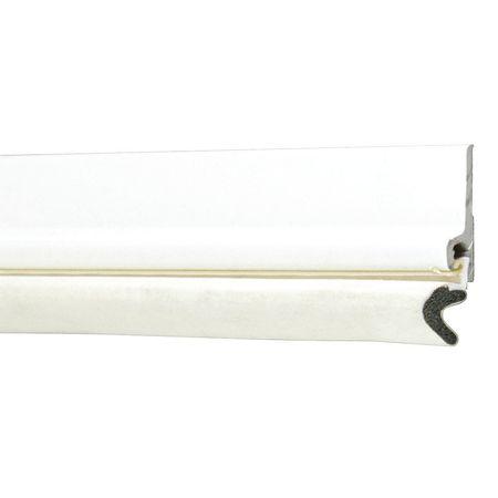 Door Frame Weatherstrip Kerf White 3/8in