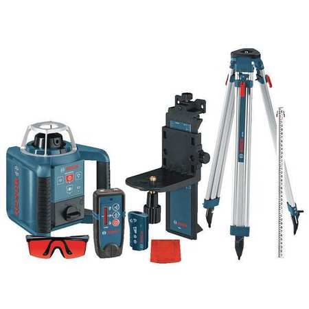 Laser Level Kit,Dual,1000 ft. Range