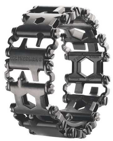 Multi Tool Bracelet Black 29 Tools