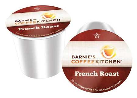 Coffee, Barnies French Roast, 1 Cup, PK24