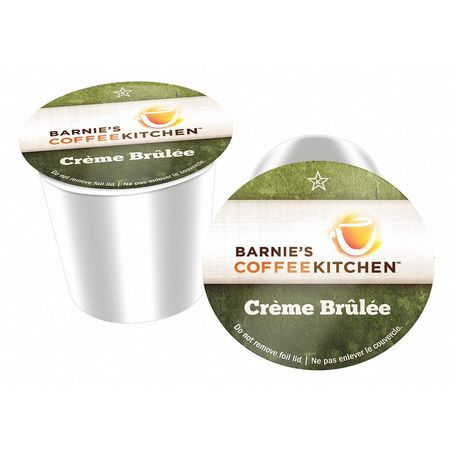 Coffee, Barnies Creme Brulee, 1 Cup, PK24
