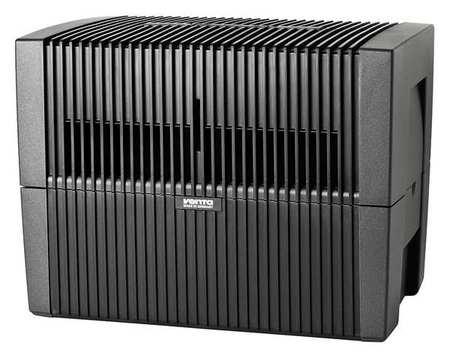 Humidifier/Air Purifier,  120V,  Gray,  800 Sq. ft capacity