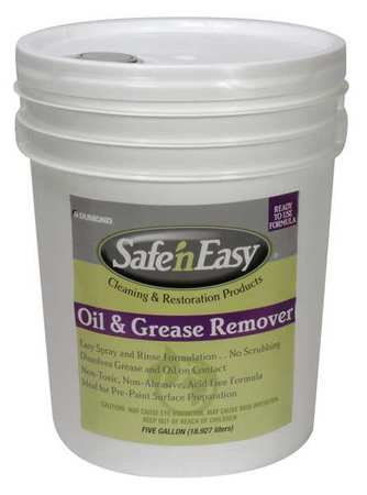 Oil and Grease Removers
