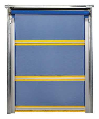 Incroyable Roll Up Door, Motorized, 12 Ft H X 10 Ft W