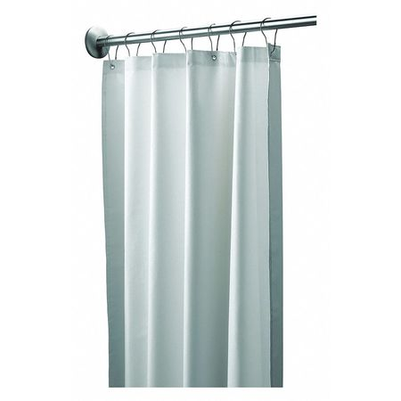 Shower Curtain, Vinyl, White