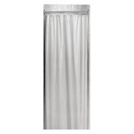 Shower Curtain, Vinyl, White
