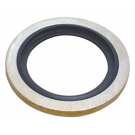 Adapt-All Sealing Washer, Bonded, 1.125in O.D. 9500-08 | Zoro.com