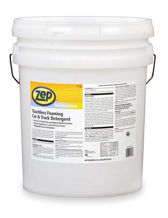 Touchless Vehicle Detergent, 5 Gallon